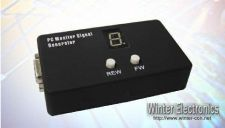 Buy Test Pattern Generator Tester for Repairing Computer PC VGA LCD Monitors Monitor