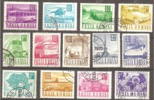 Buy Romania: Regular Issue (1967-1968) CTO