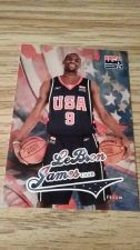 Buy 2003=04 FLEER USA LEBRON JAMES RC