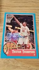 Buy 2011-12 FLEER RETRO ROOKIE SENSATION TRISTAN THOMPSON RC AUTO