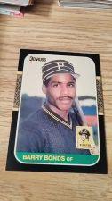 Buy 1987 DONRUSS BARRY BONDS RC