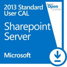 Buy Microsoft SharePoint Server 2013 Standard CAL - License - 1 user CAL-1 Install (Downl