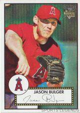 Buy 2006 Topps 52 Style #222 Jason Bulger
