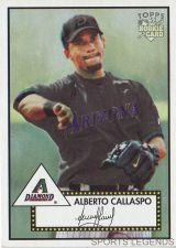 Buy 2006 Topps 52 Style #223 Alberto Callaspo