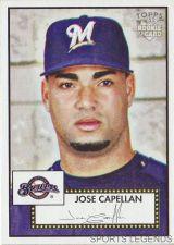 Buy 2006 Topps 52 Style #224 Jose Capellan