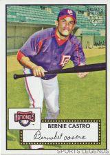 Buy 2006 Topps 52 Style #226 Bernie Castro