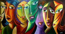 Buy Dreams and Hopes Original Acrylic Painting