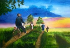 Buy A Better World - Original Painting