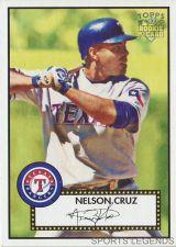 Buy 2006 Topps 52 Style #231 Nelson Cruz