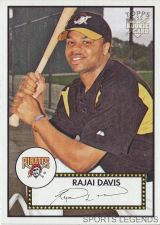 Buy 2006 Topps 52 Style #232 Rajai Davis