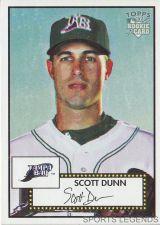 Buy 2006 Topps 52 Style #234 Scott Dunn