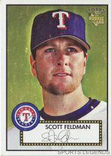Buy 2006 Topps 52 Style #236 Scott Feldman