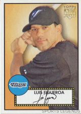 Buy 2006 Topps 52 Style #237 Luis Figueroa