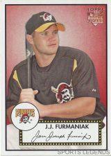 Buy 2006 Topps 52 Style #240 JJ Furmaniak