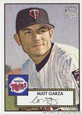 Buy 2006 Topps 52 Style #242 Matt Garza