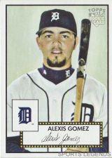 Buy 2006 Topps 52 Style #244 Alexis Gomez