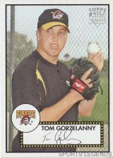 Buy 2006 Topps 52 Style #245 Tom Gorzelanny