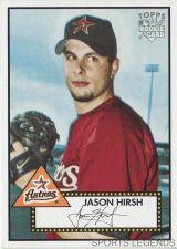 Buy 2006 Topps 52 Style #255 Jason Hirsh