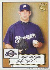 Buy 2006 Topps 52 Style #257 Zach Jackson