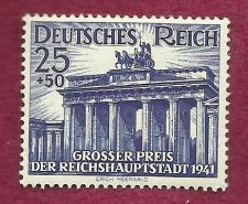 Buy Germany Third Reich 1941 Berlin Grand Prix MNH - WWII Era Postage Stamp -WWII Postage