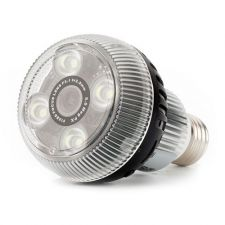 "Buy ""NANNY"" Cam LED Light Bulb Security Camera 720p WIFI HD Smartphone"