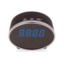 "Buy ""NANNY"" Cam Table Clock 720p WIFI HD Night Vision Smartphone Ready"