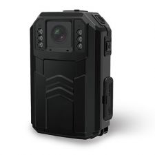 Buy POLICE-MILITARY-LAW ENFORCEMENT Body Camera -32GB 2.7k UHD HD Blue Line Official