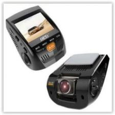 "Buy Dash Cam Rexing V1 2.4"" LCD FHD 1080P 170-Degree Wide Angle Camera with G-Sensor"