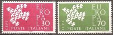Buy Italy: Europa/CEPT (1961), MNH Complete 2-value set
