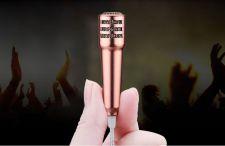 Buy Apple Android smartphone mini microphone singing speaker