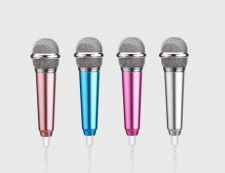 Buy Apple Android smartphones Live dedicated mini microphone speaker