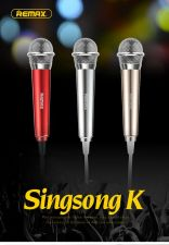 Buy Remax RM-K01 singing live iPhone Mini Microphone Speaker