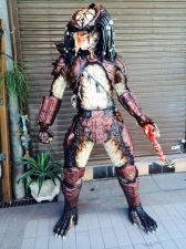 "Buy ""PREDATOR"" LIFE SIZED HAND MADE AND DETAILED"