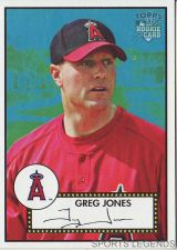 Buy 2006 Topps 52 Style #259 Greg Jones