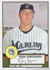 Buy 2006 Topps 52 Style #261 Ryan Jorgensen