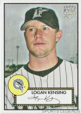Buy 2006 Topps 52 Style #262 Logan Kensing