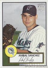Buy 2006 Topps 52 Style #265 Anibal Sanchez