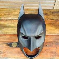 Buy BATMAN'S COWL/HOOD LIFE SIZE CAN BE WORN