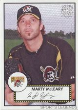 Buy 2006 Topps 52 Style #269 Marty McLeary