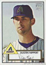 Buy 2006 Topps 52 Style #271 Dustin Nippert
