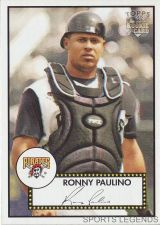 Buy 2006 Topps 52 Style #273 Ronny Paulino