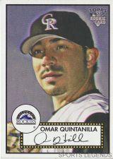 Buy 2006 Topps 52 Style #278 Omar Quintanilla