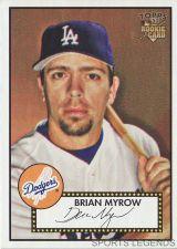 Buy 2006 Topps 52 Style #305 Brian Myrow