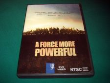 Buy A Force More Powerful (DVD, 2000) Brand New Mohandas Gandhi, Archbishop Desmond