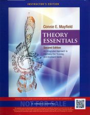 Buy (NEW) Theory Essentials 2nd INSTRUCTOR'S EDITION Spiral 2013 Connie Mayfield o281