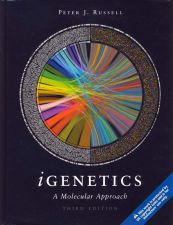 Buy (NEW) iGenetics: A Molecular Approach 3rd INSTRUCTOR'S EDITION Russell third 3e