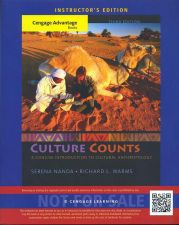 Buy (NEW) Culture Counts: A Concise Introduction to Cultural Anthropology 3rd INSTRUC