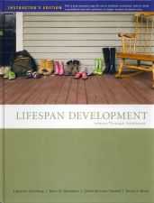 Buy (NEW) Lifespan Development: Infancy Through Adulthood INSTRUCTOR'S EDITION 1st