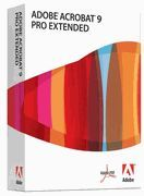 Buy Adobe Acrobat 9 Pro Extended Windows - 1 Install (Download Delivery)