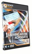 Buy Infinite Skills - Learning Adobe Acrobat XI MAC - 1 Install (Download Delivery)